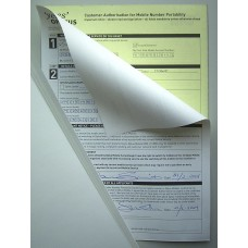 A4 DUPLICATE CARBONLESS COPY PAPER